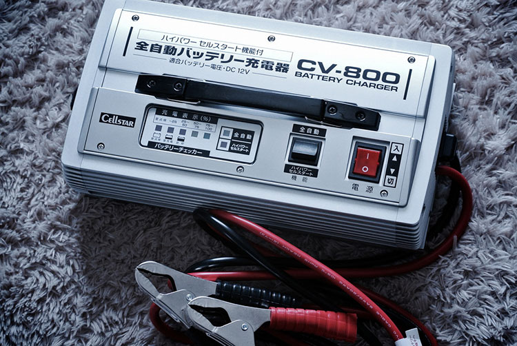 How Does a Car Battery Charger Work