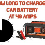 How Long to Charge a Car Battery at 40 Amps