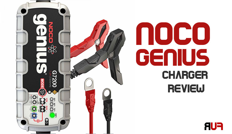NOCO Genius Charger Review