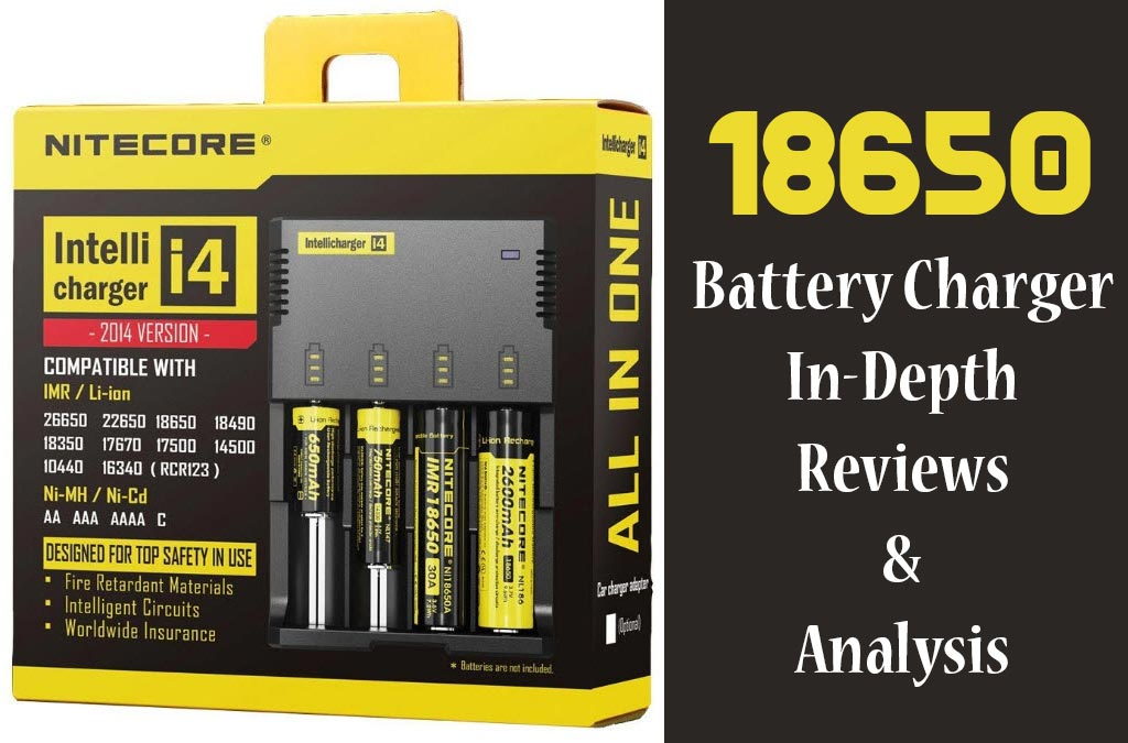 Best 18650 Battery For Vaping 2019 What is Best 18650 Battery Chargers in 2019   Reviews for Vape