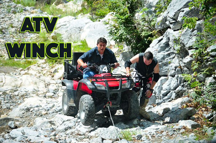 Best ATV Winch for the Money - Expert Reviews in 2019 - RUF